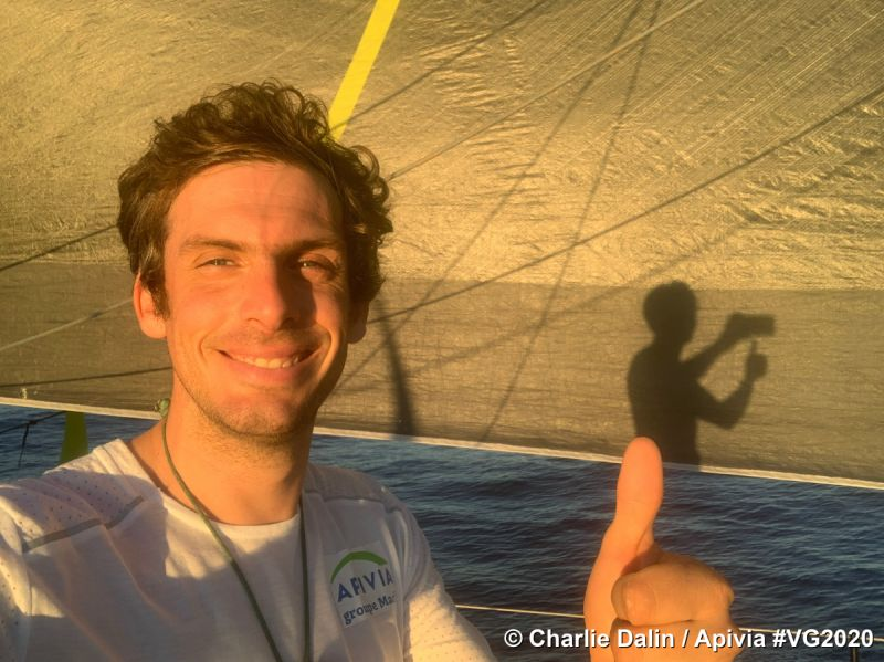 Vendee Globe - the road from Rio