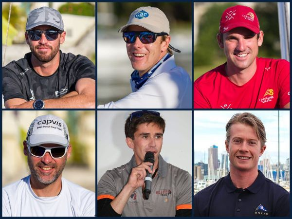 World Match Race Tour cardholders announced