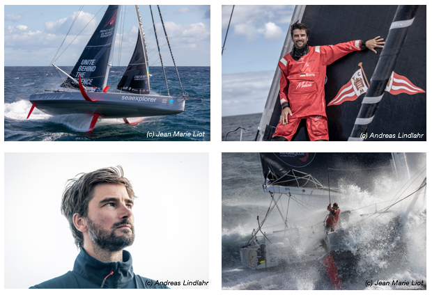 Boris Herrmann reports on his collision with a fishing boat in the Vendee Globe