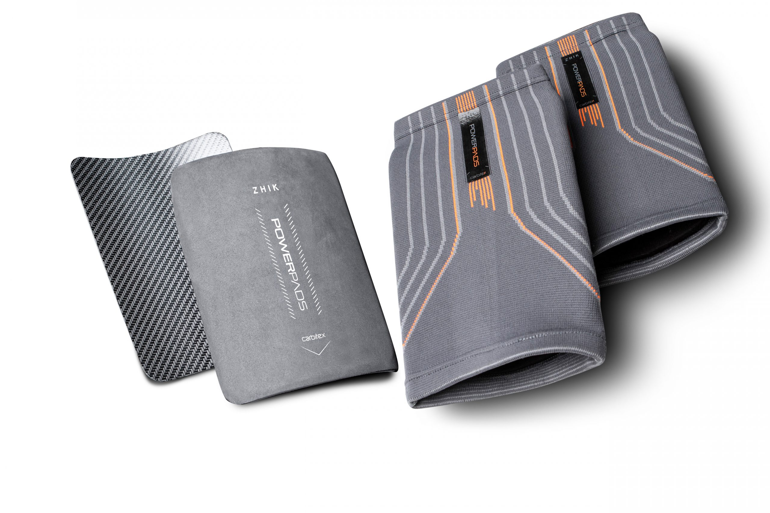 Lighter, stronger, safer hiking pads from Zhik
