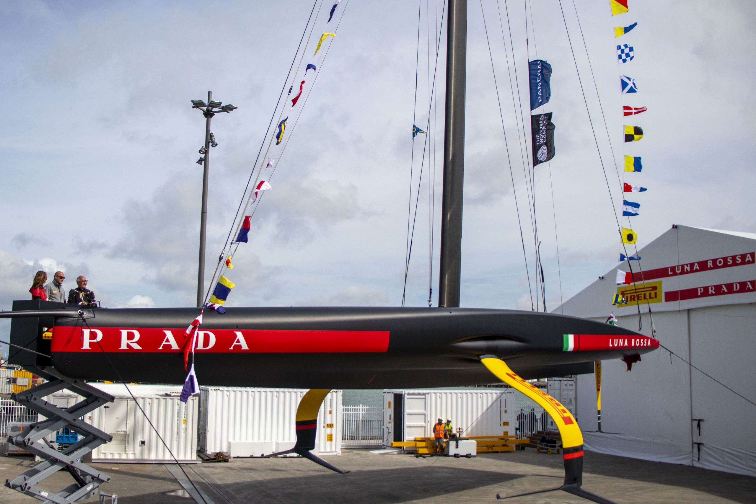 The 36th America's Cup has been postponed because of COVID lockdown in New Zealand.