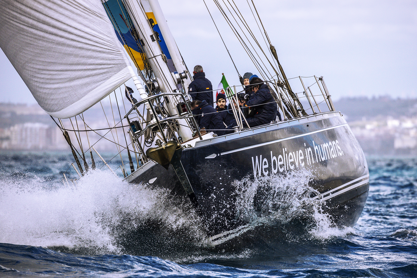 Translated 9 Global Offshore Race
