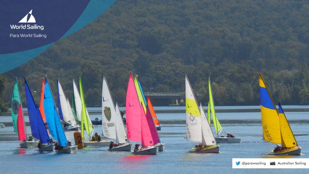 Chris Symonds Para sailor claims two titles in Australia