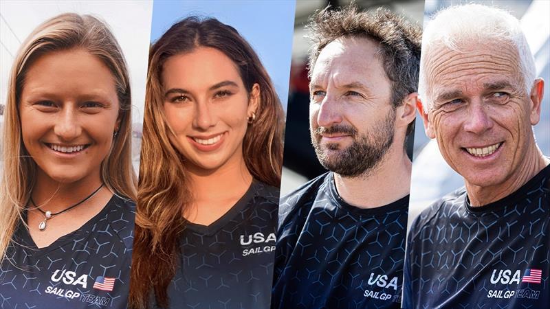 US SailGP Team
