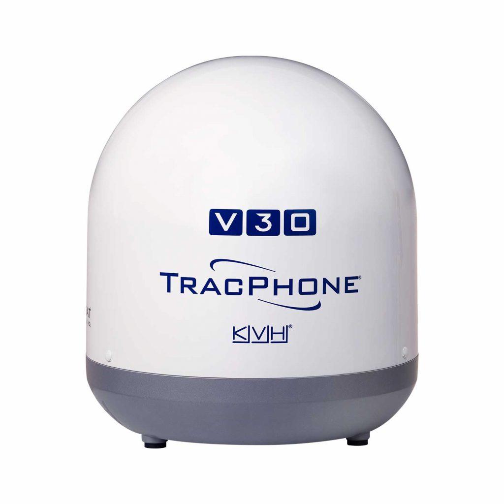 KVH TracPhone V30