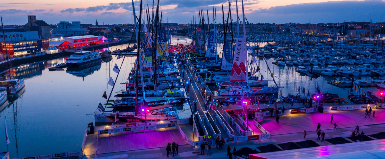 2024 Vendée Globe projects have already been launched