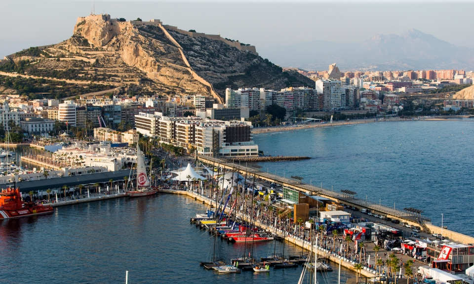 The Ocean Race Europe will visit in Alicante