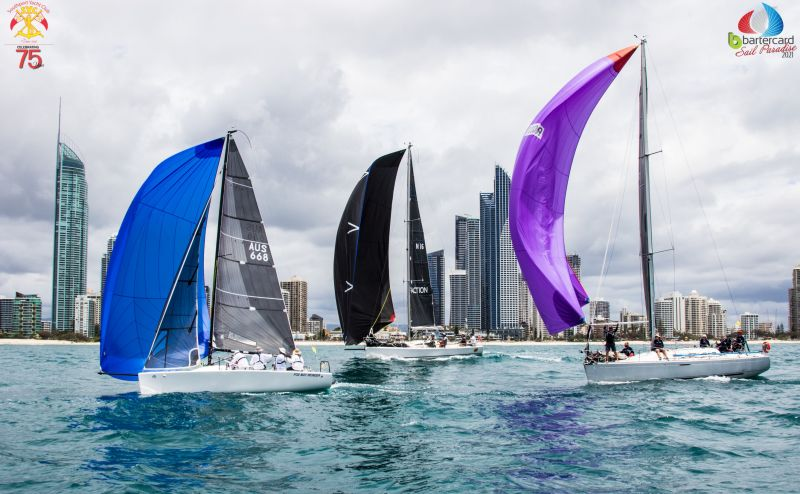 Sail Paradise 2021. Photo Nic Douglass.