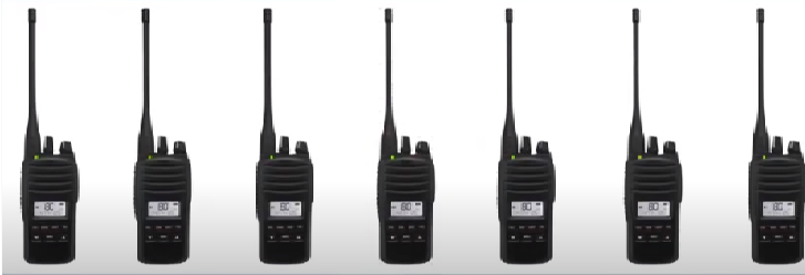 Tough Australian made UHF handheld available from GME