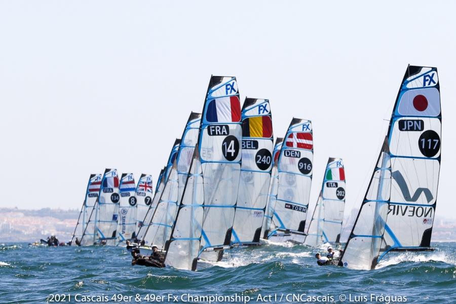 Cascais 49er & 49erFx Championship
