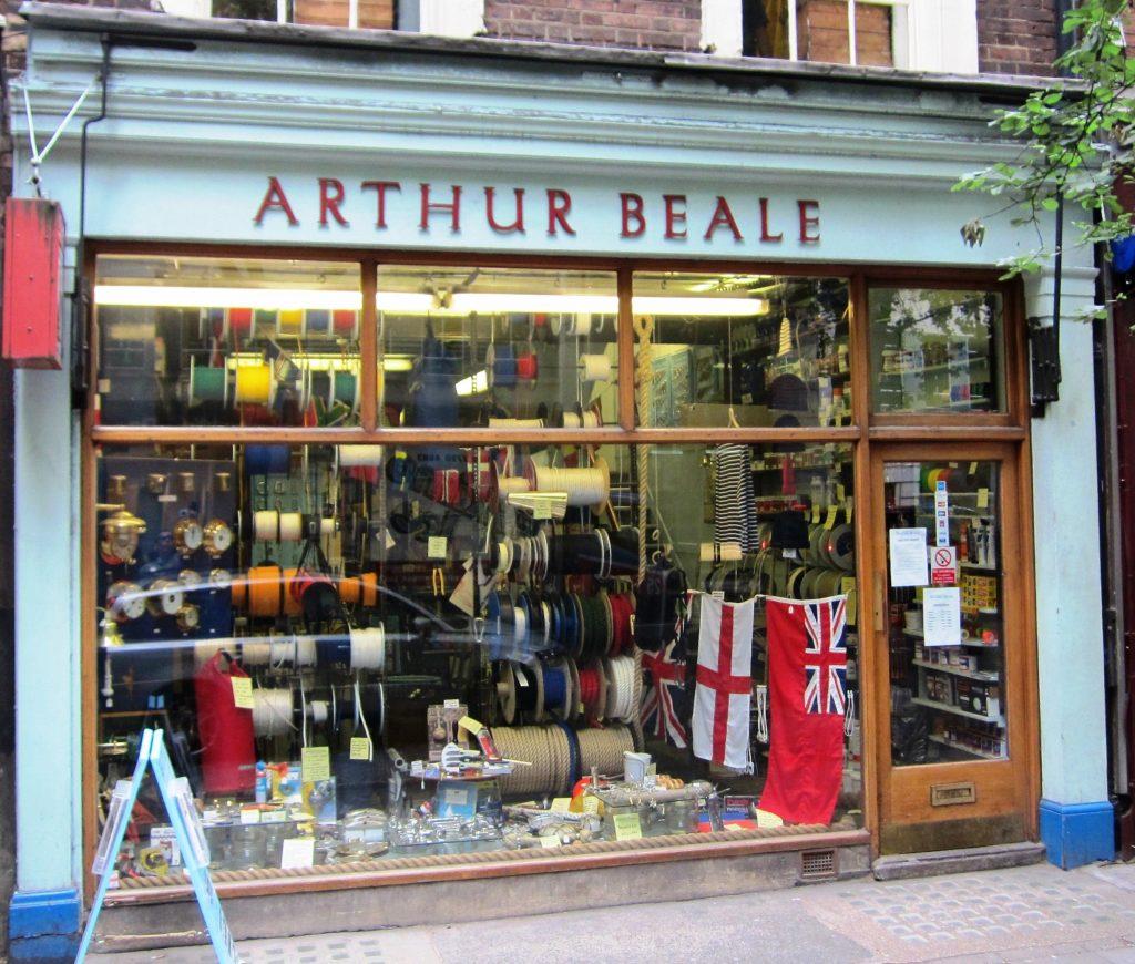 Arthur Beale Chandlers