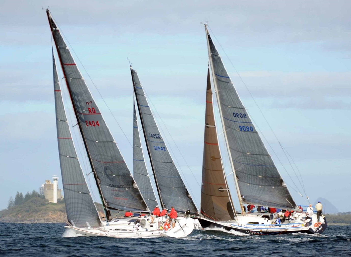 Entries flow in for 2021 Sunshine Coast Ocean Regatta