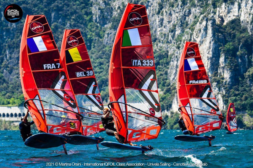 iQFOiL INTERNATIONAL GAMES 2021, BACK ON LAKE GARDA, ITALY
