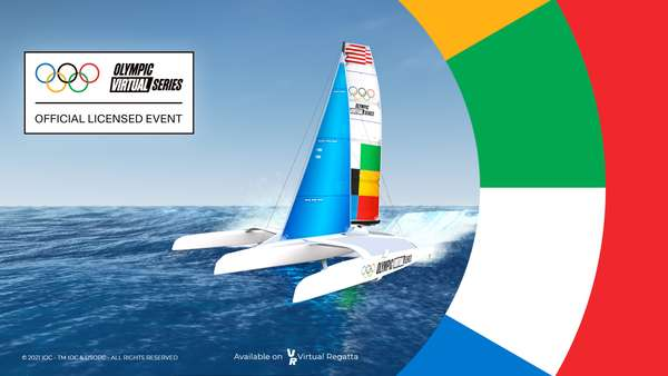 World Sailing and Virtual Regatta join first ever Olympic Virtual Series