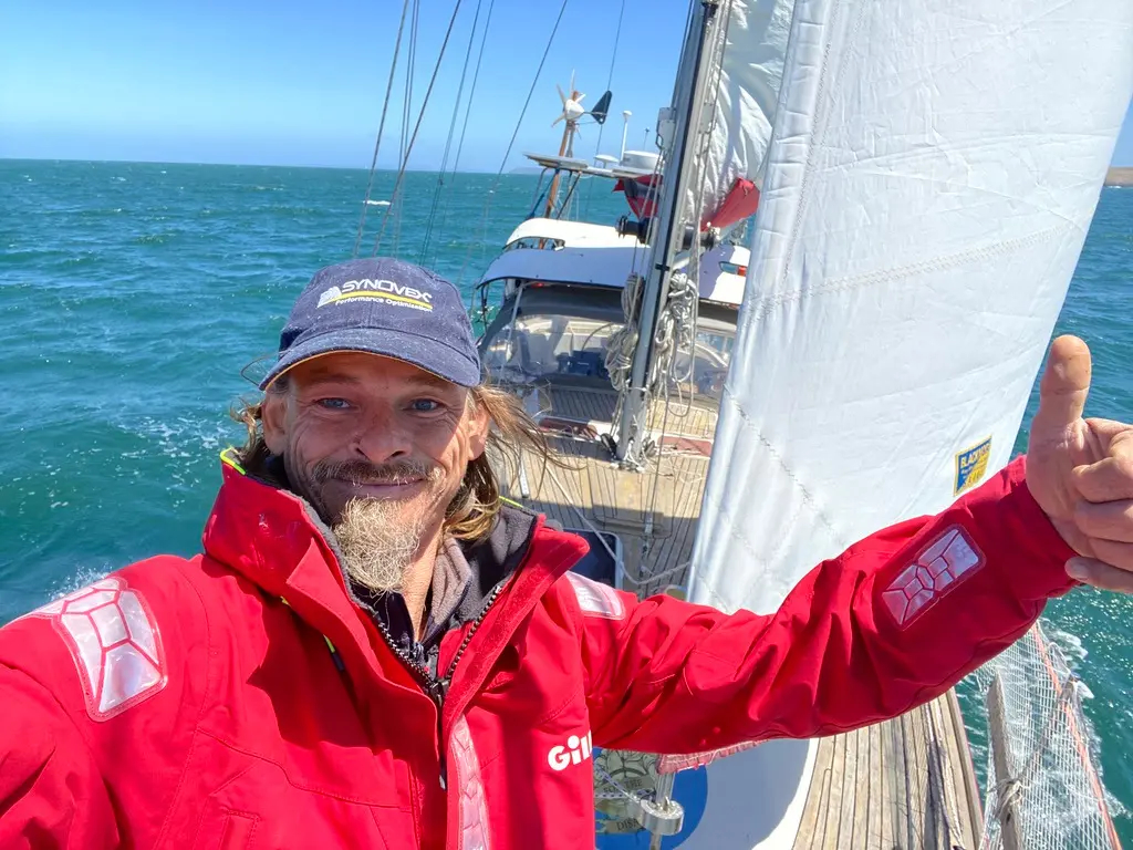 Australian Willi Fantom is the 21st entry in the Global Solo Challenge