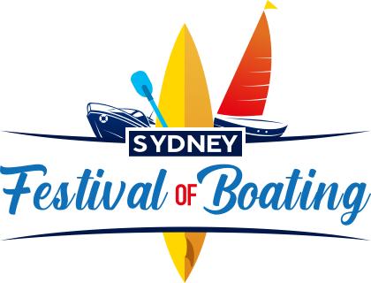 Sydney Festival of Boating logo