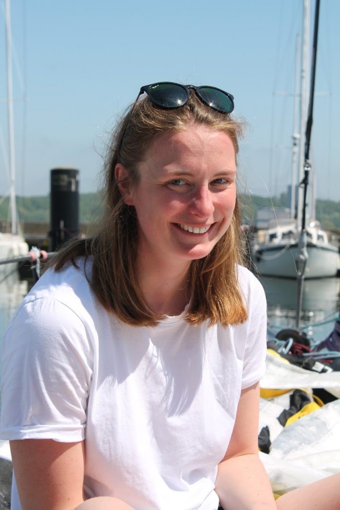 Katrina Westphal is taking on the Fastnet Race as skipper for the second time