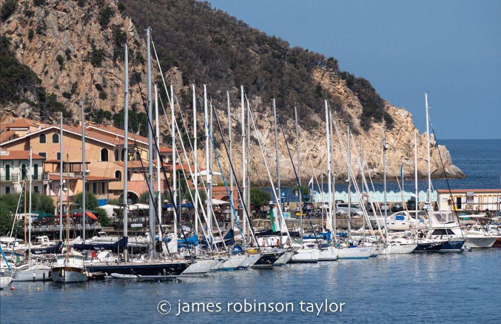 Barche in marina