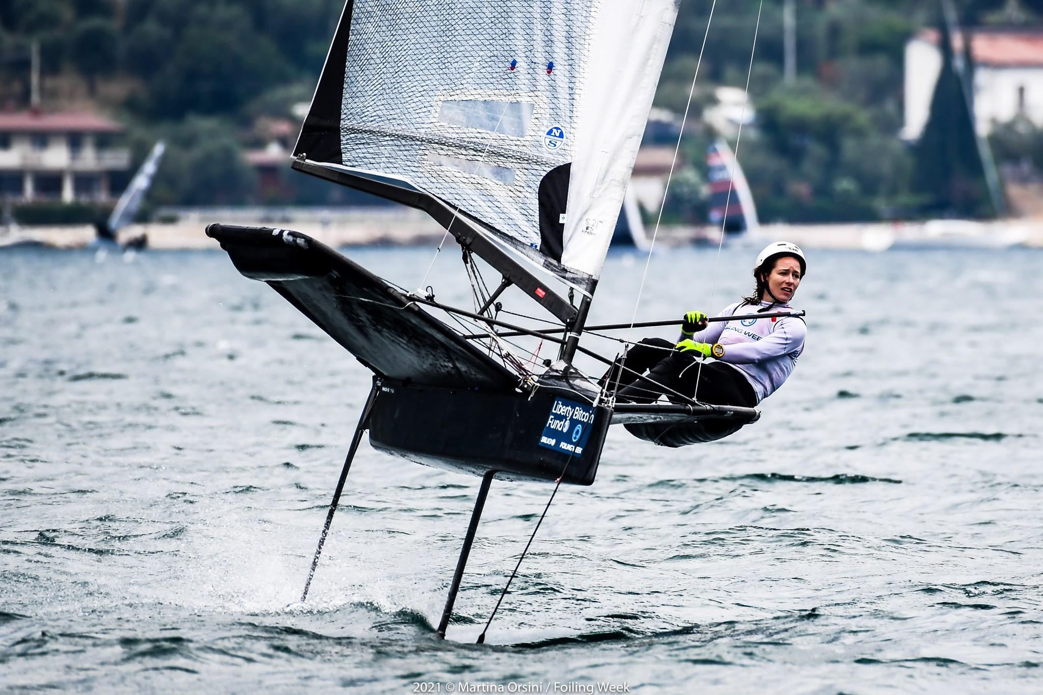Female moth sailor