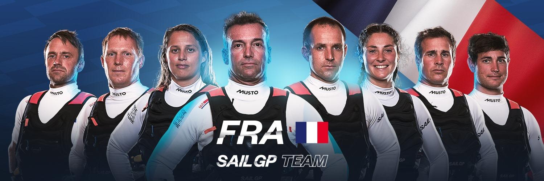 SailGP Team France poster