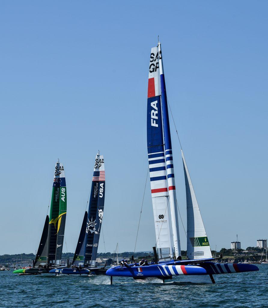 France SailGP Team