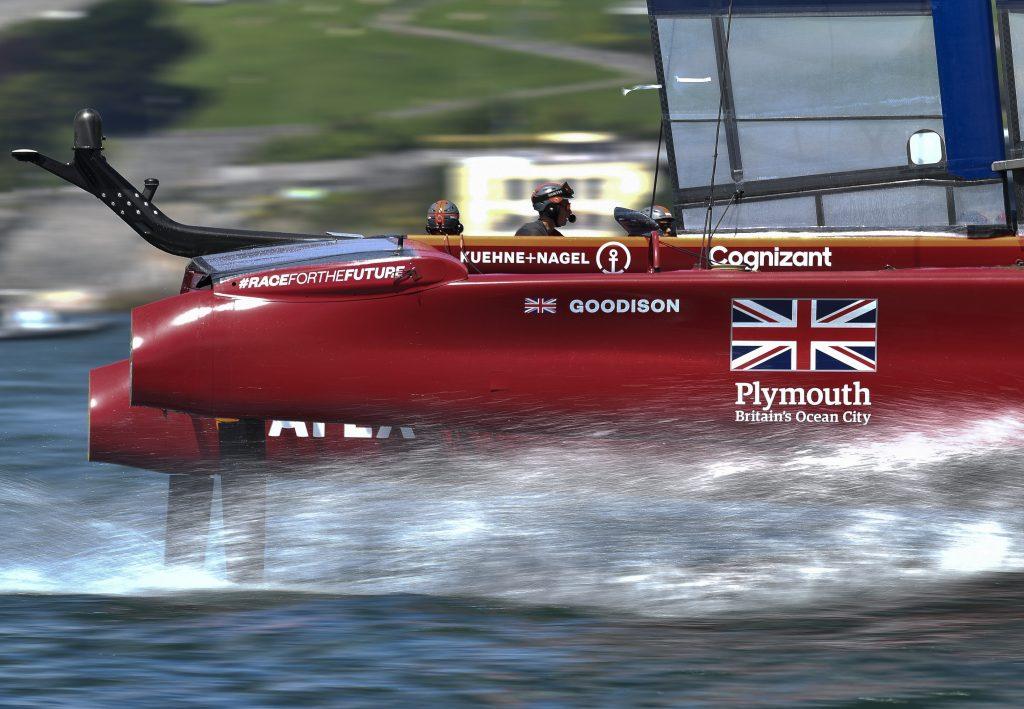 Great Britain SailGP Team