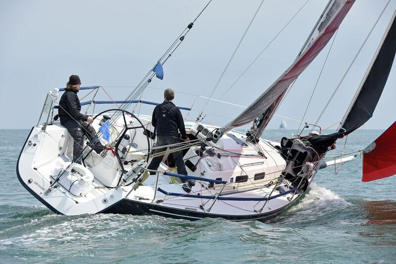 One of the fancied performers in the J/109s will be Mike Yates' JAGO, racing Two-Handed with Eivind Bøymo-Malm