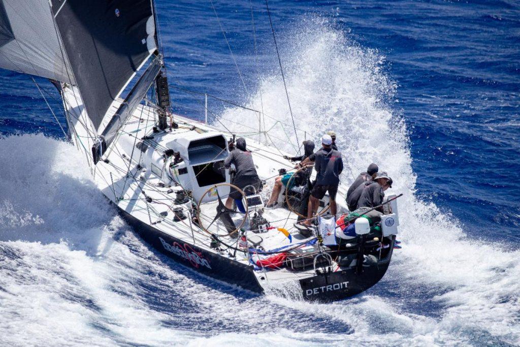 Bretwalda3 sailing