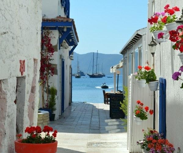 Gocek is a beautiful coastal destination in Turkey