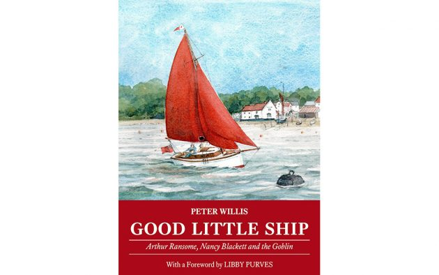 The front cover of Good Little Ship (the book)