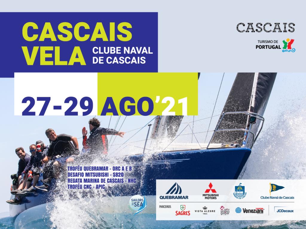 Cascais Vela promotional poster