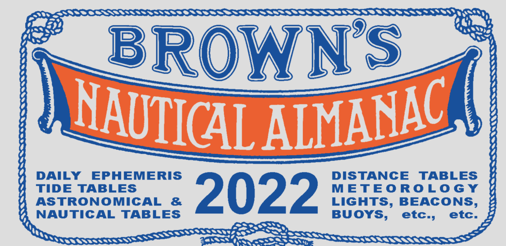 The cover of the almanac