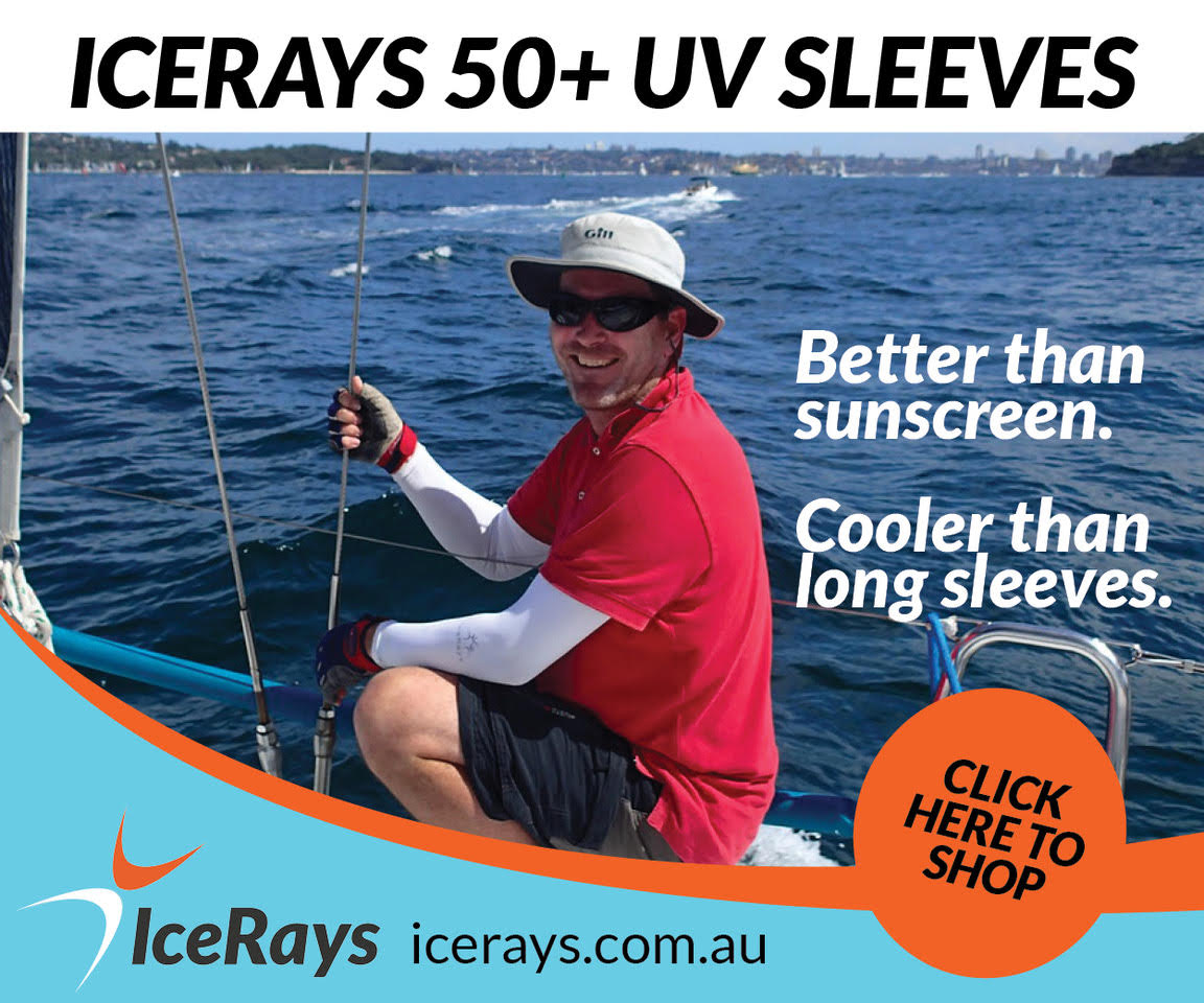 Ice Rays UV Arm Sleeves