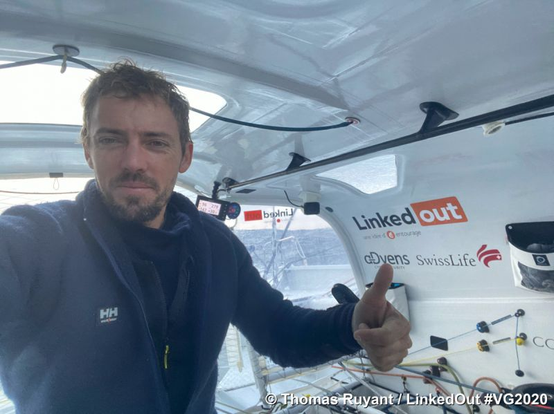 All bets are off - open season for the Vendee Globe podium
