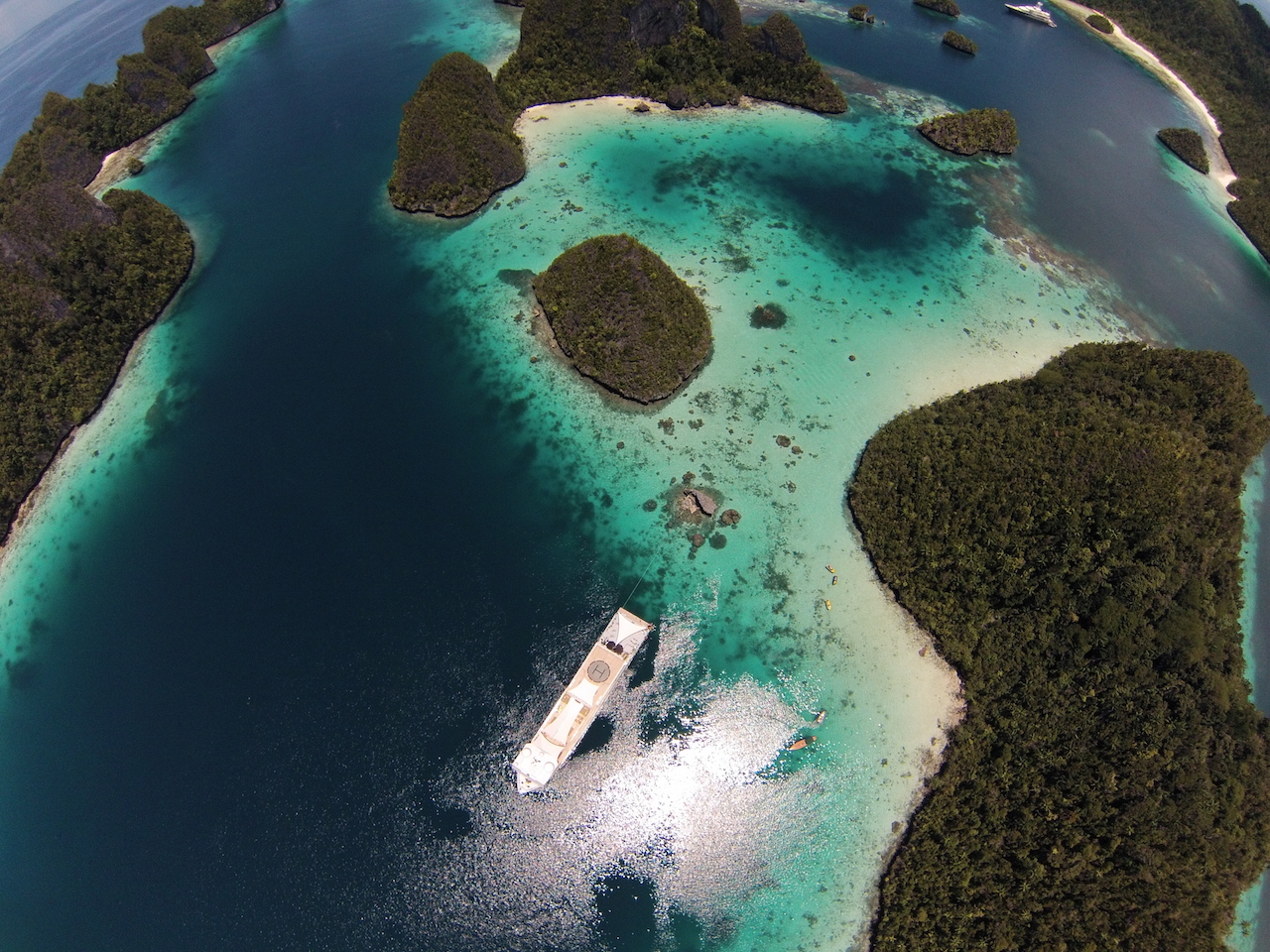 Indonesia opens its borders, cruising yachts welcome again