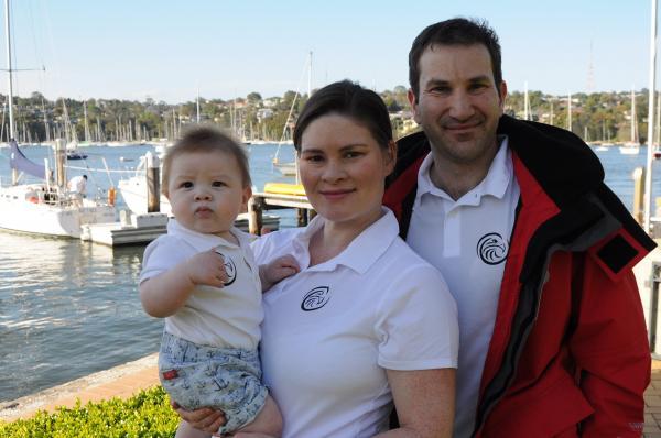 Prestigious seamanship award goes to worthy Australian winner